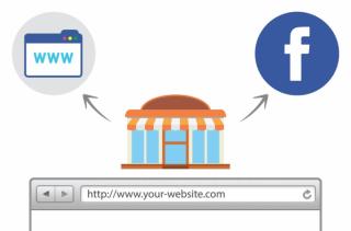 გაიგე რა განსხვავებაა პროდუქტის ინტერნეტ მაღაზიით გაყიდვას და Facebok-ით პირდაპირ გაყიდვას შორის